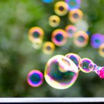 Every spiritual awakening bursts a bubble of illusion